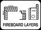 Ranger Fireboard Layers